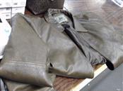 BURKS BAY Coat/Jacket BROWN LEATHER JACKET